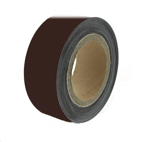 Magnetická páska 10 m, hnědá