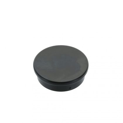 Kancelářský magnet, neodym, kulatý, černý