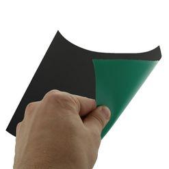 Magnetická fólie STANDARD, zelená matná (PVC)
