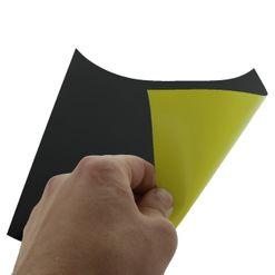 Magnetická fólie STANDARD, žlutá matná (PVC)