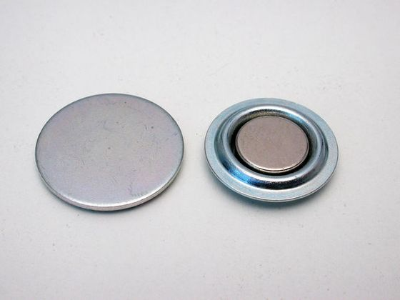 Magnet UNIVERSAL pro magnetické jmenovky, kulatý