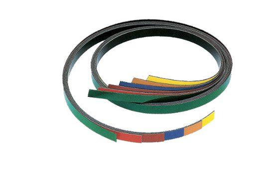 Magnetický pás 1 m, bílý lesklý (flipchart povrch)