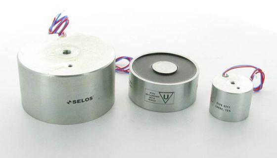 Přídržné elektromagnety s permanentním magnetem