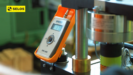 Testování břemenových magnetů
